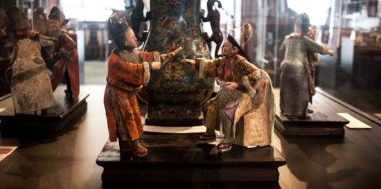 Chines Figurines