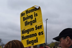 Discussion: No Human Being is Illegal