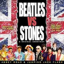 Music: Beatles VS Stones