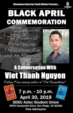 A Conversation with Author Viet Thanh Nguyen