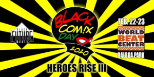 Black Comix Day