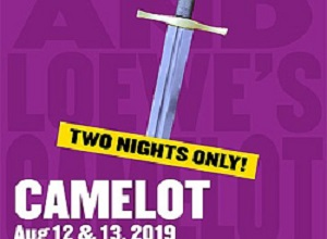 Dramatic Reading: Camelot
