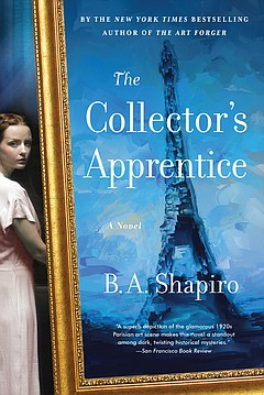 Book Signing: B.A. Shapiro