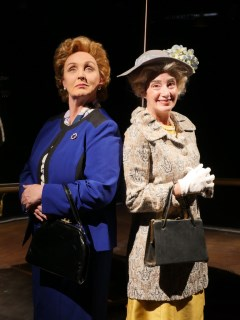 Stage: Handbagged