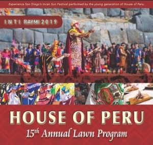 House of Peru Lawn Program