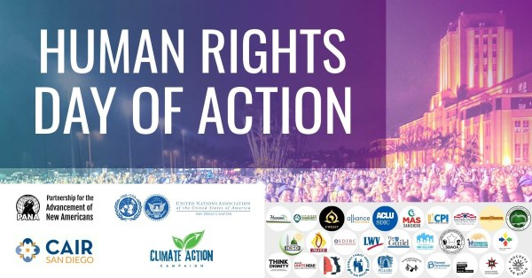 Human Rights Day of Action