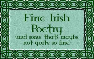 Open Reading Of Irish Poetry And Prose
