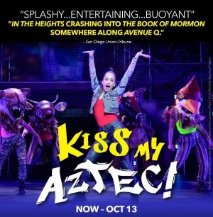 Stage: Kiss My Aztec