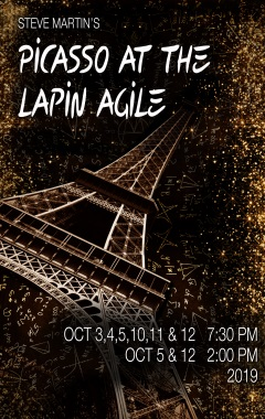 Stage: Picasso at the Lapin Agile