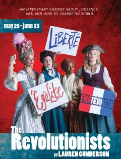 Stage: The Revolutionists