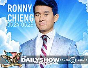 Comedy: Ronny Chieng
