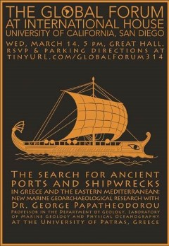 Forum on Ancient Ports and Shipwrecks in Greece and the Eastern Mediterranean