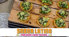 Sabor Latino Food, Beer, & Wine Festival