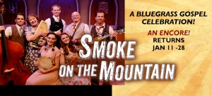 Stage: Smoke on the Mountain
