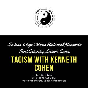 Discussion: Taoism with Kenneth Cohen