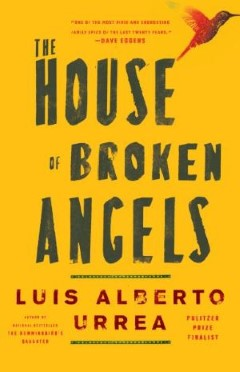 Book Signing: The House of Broken Angels