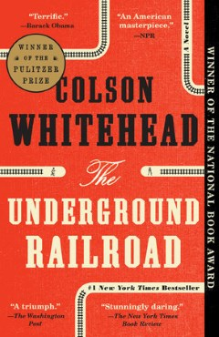 Book Discussion: Underground Railroad