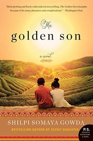 Book Discussion: The Golden Son