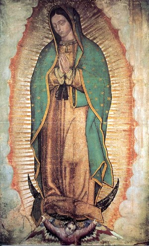 Discussion: The Virgin of Guadalupe