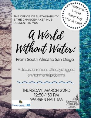 A World Without Water: From South Africa to San Diego