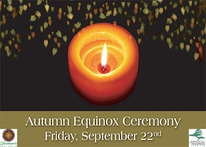 Japanese Autumn Equinox Ceremony