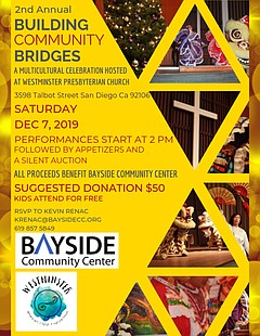 Building Community Bridges Cultural Fair