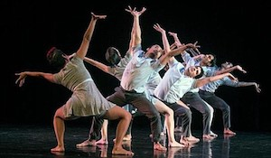 San Diego Dance Theater's 'Janus II: Dances Of Beginnings, Transitions, And Endings'