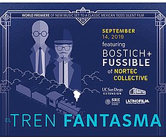 Music: Bostich & Fussible