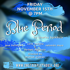 Staged Reading: Blue Period