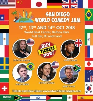 First Annual World Comedy Jam