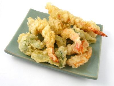 Japanese Tempura (Stock Photo)