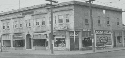 Hughey Drug Store