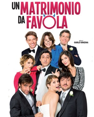 Italian Film: Un Matrimonio da Favola (A Fairy-Tale Wedding)