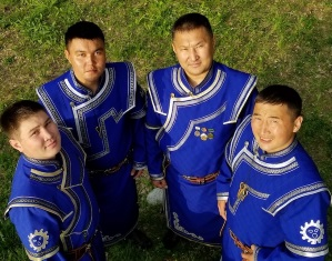 Throat Singing from the Altai Mountains