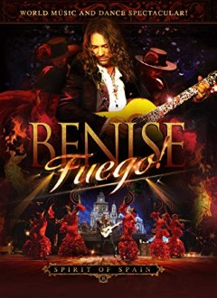 Music and Dance: Benise Fuego! Spirit of Spain