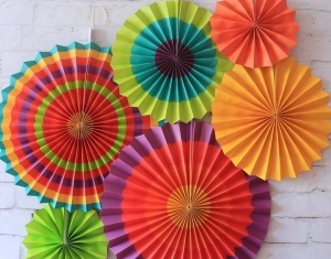 Chinese Hand Fan Worshop