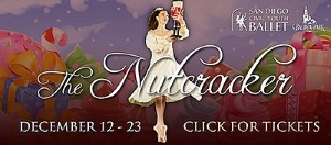 Civic Youth Ballet: The Nutcracker