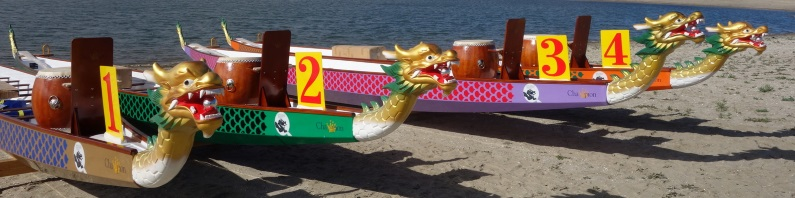 15th Annual San Diego Dragon Boat Festival