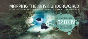 Lecture: Mapping the Mayan Underworld