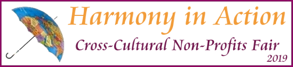Harmony in Action Cross-Cultural Non-Profits Fair