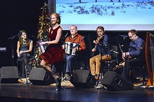 Music: Irish Christmas in America