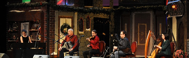 Show: Irish Christmas in American
