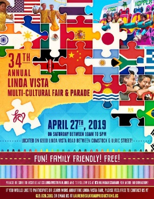 33rd Annual Linda Vista Multicultural Fair & Parade