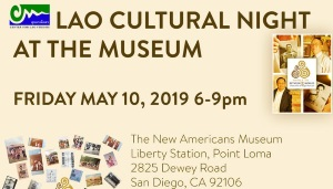 Between Two Worlds: Lao Cultural Night