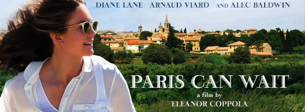 Film: Paris Can Wait