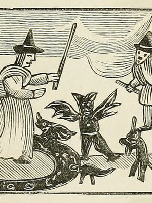 Witches' Night: An Exploration of Witches in Pop-Culture