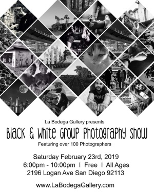 Group Photography Show at La Bodega