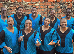 Music: Ladysmith Black Mambazo