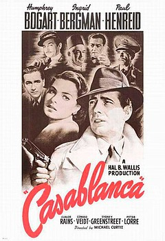 Movie: Casablanca