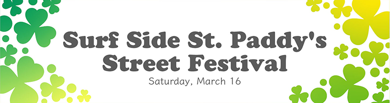 Surf Side St. Paddy's Street Festival